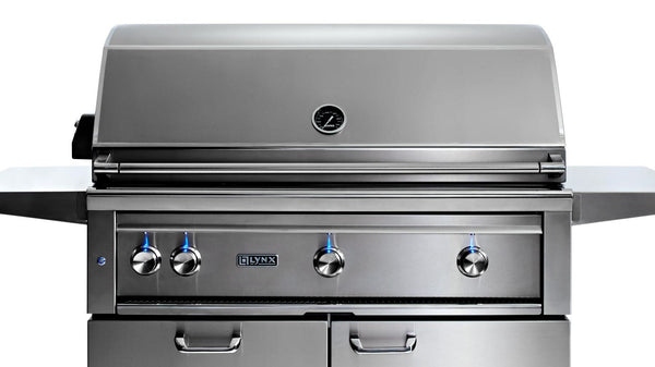 "Lynx 42"" Professional Freestanding Grill"