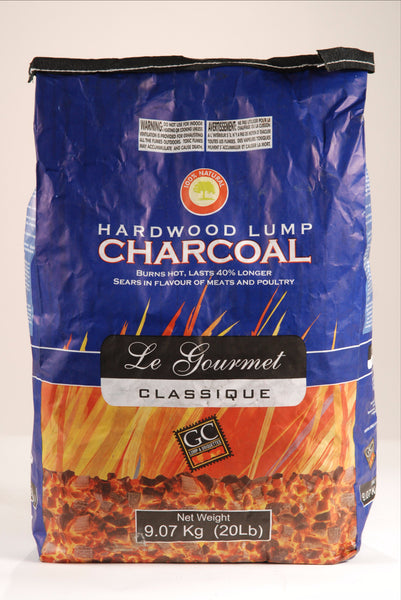 LE GOURMET LUMP CHARCOAL