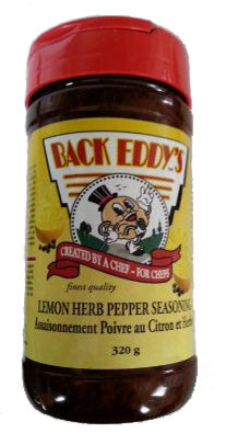Back Eddys Lemon Herb Pepper