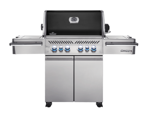 Napoleon Prestige PRO500RSIB Special Edition – Propane Grill | Packed full of features and a black lid, perfect for grilling this summer | Barbecues Galore: Calgary, Alberta and Burlington, Oakville & Etobicoke, Ontario