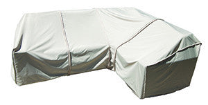 Treasure Garden Sectional Covers Zipped Together
