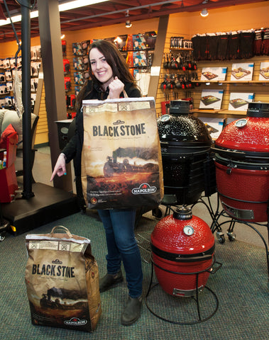 NAPOLEON BLACKSTONE LUMP CHARCOAL