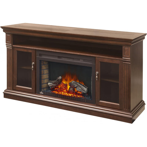 Napoleon Canterbury Electric Fireplace Mantel Package