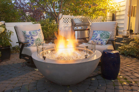 "Outdoor Great Room Cove 30"" Fire Bowl"