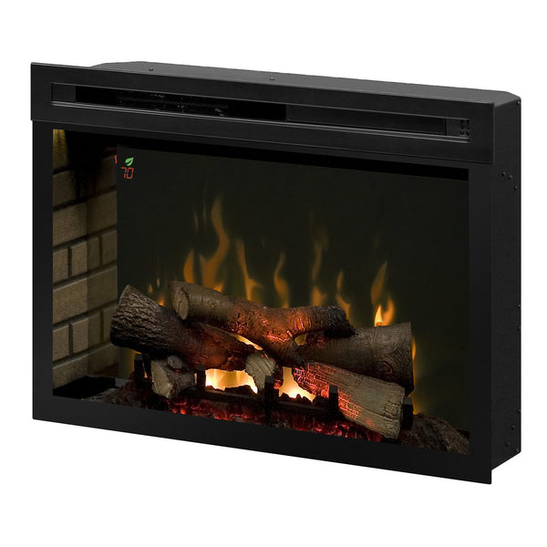 "Dimplex 33"" Multi-Fire XD Electric Firebox With RealLogs™"