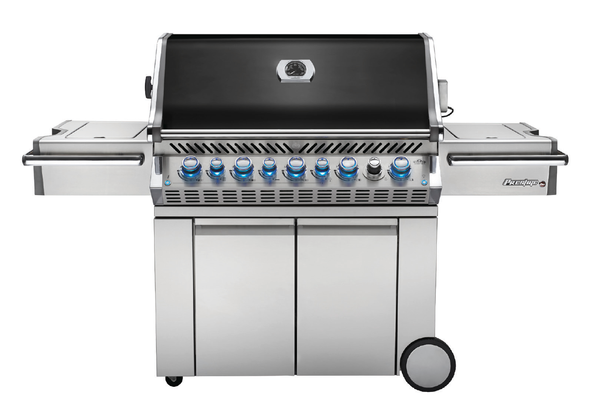 Napoleon PRO665RSIB Black Edition - Natural Gas | Barbecues Galore