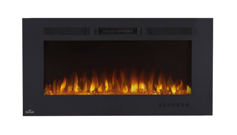 "Napoleon Allure Phantom 42"" Wallmount Electric Fireplace"