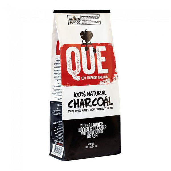 Que Natural Coconut Charcoal - 4 kg