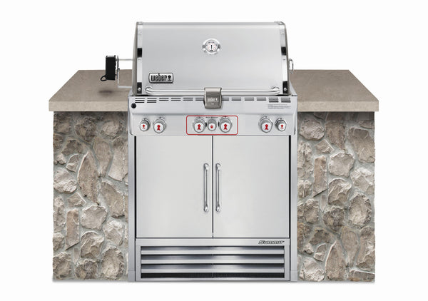 Weber Summit S460 Built In Barbecue