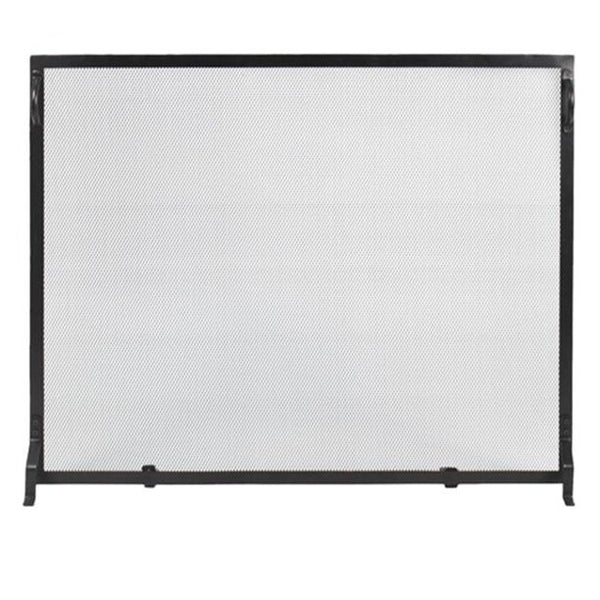Minuteman SA3830 Plain By Design Flat Fireplace Screen