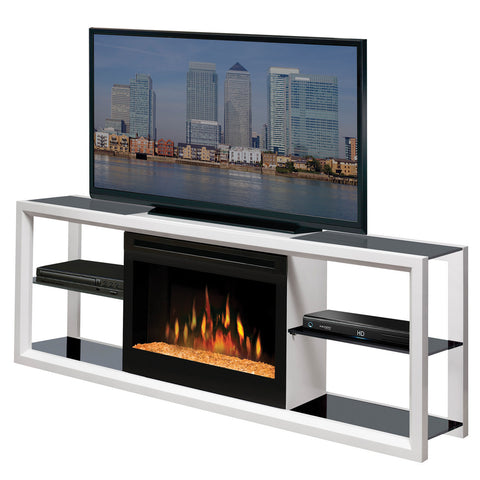 DIMPLEX NOVARA MEDIA CONSOLE ELECTRIC FIREPLACE