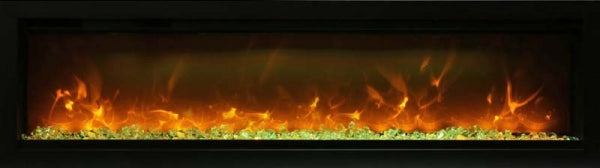 "Amantii Symmetry B Series 60"" Built-In Electric Fireplace"