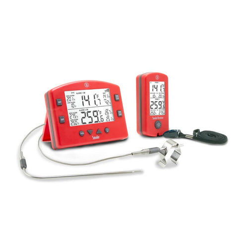 Thermoworks Smoke Dual-Channel Remote Thermometer | Barbecues Galore is a Canadian Authorized Dealer of Thermoworks.