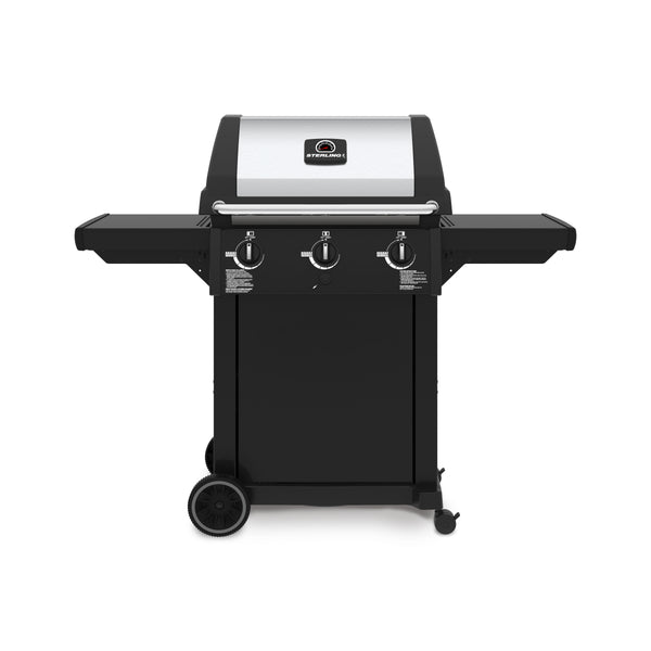 The Sterling Winston is a great grill that gives you a ton of value and bang for your buck. Barbecues Galore: Burlington, Oakville, Etobicoke & Calgary
