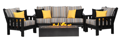 CRP Stratford Resin Deep Seating Collection