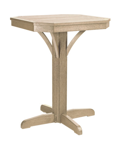 "CRP St. Tropez 28"" Square Counter Table"