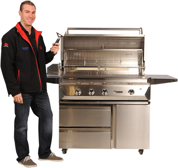 TWIN EAGLES CARTS FOR GAS GRILLS