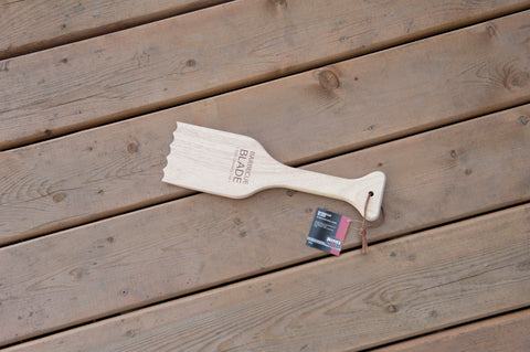 Brander 'Barbecue Blade' Wood Grill Scraper | Barbecues Galore