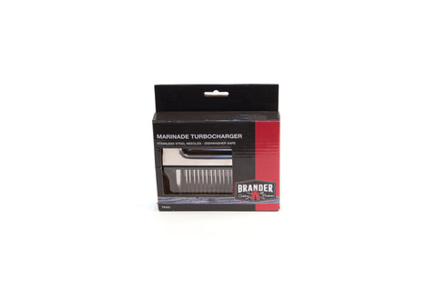 Brander Stainless Steel Meat Tenderizer - In Packaging