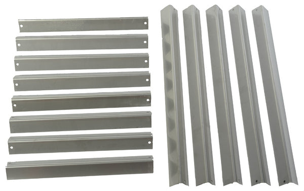 Stainless Steel Flavourizer Bar Set For Weber Genesis 1000-5000