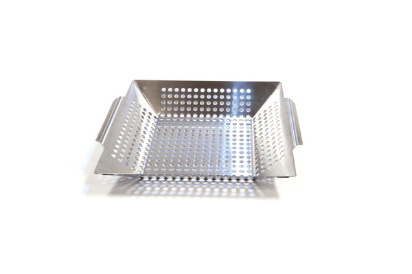 Brander Stainless Steel Square Wok Topper