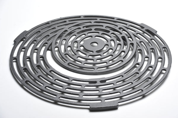 "Cast Iron Cooking Grill For 22"" Weber Kettles"