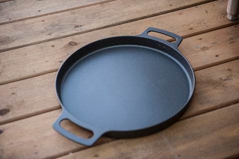 Brander Cast Iron Paella Pan - Cast Iron Cookware | Barbecues Galore
