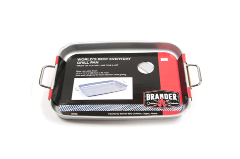 Brander Non Stick Grilling Pan - In Packaging