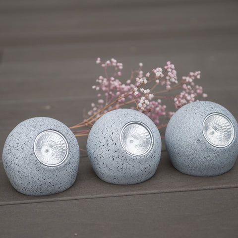 Brander Solar Powered Rock Lights