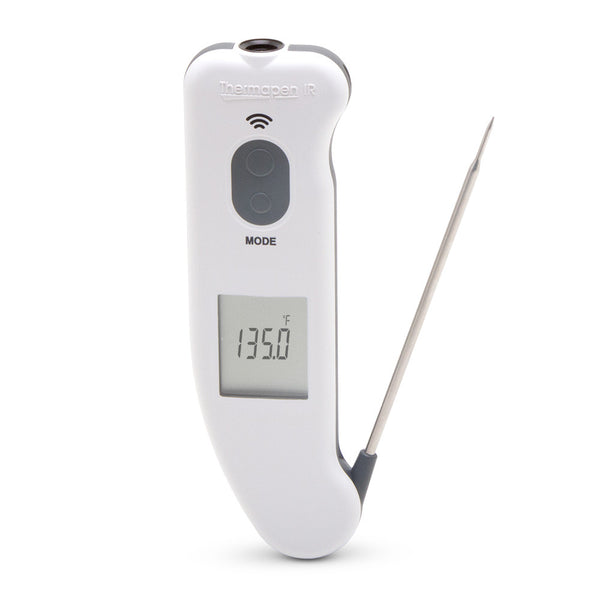 Thermoworks Thermapen IR l Barbecues Galore is a Canadian Authorized Dealer of Thermoworks.