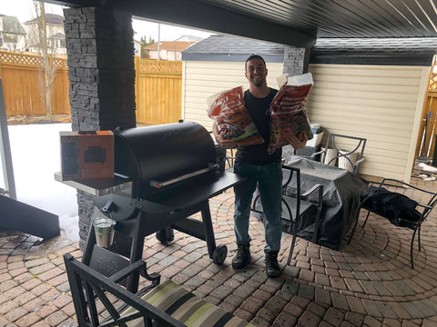 Traeger Ironwood 650 Pellet Grill | Pellet grills and smokers are where it's at this summer | Barbecues Galore: Burlington, Oakville, Etobicoke & Calgary