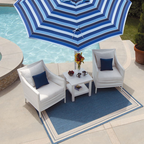TREASURE GARDEN PATIO RUG