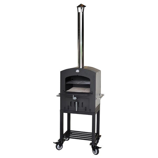 Tuscan Chef Outdoor Mini Pizza Oven on Cart - GX-C1 | Barbecues Galore