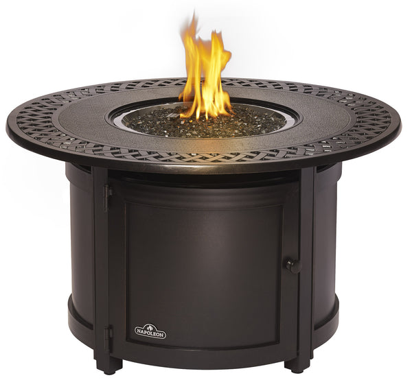 Napoleon Patio Flame Victorian Fire Table - Round