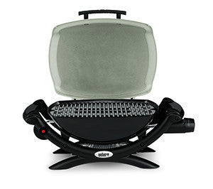 weber q 1000 portable grill barbecues galore. Black Bedroom Furniture Sets. Home Design Ideas