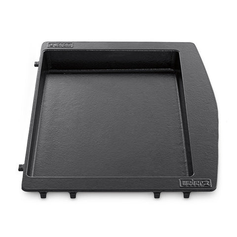 Weber Genesis II Cast Iron Griddle - 7599 | Barbecues Galore