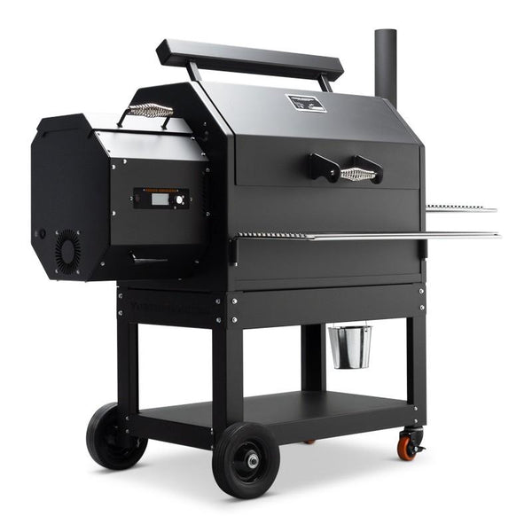 Yoder Standard Pellet Grill YS640s | Yoder smokers are the top of the heap when it comes to competition bbq | Barbecues Galore in Calgary, Burlington, Etobicoke & Oakville
