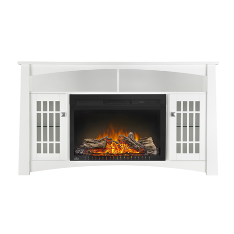 Napoleon Adele Electric Fireplace Mantel Package