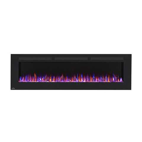 "Napoleon Allure 72"" Wallmount Electric Fireplace"