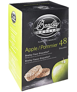 Apple Flavoured Bradley Bisquettes
