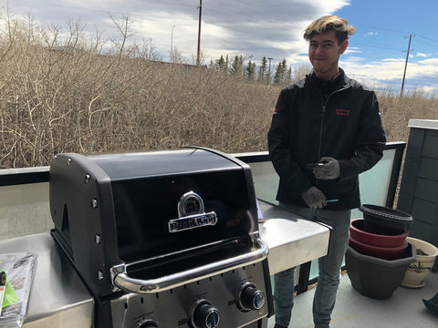 Broil King Baron 320 30,000 BTUs Gas Grill | 921154 | Come get yours this summer from one of our five locations: Burlington, Oakville, Etobicoke & Calgary