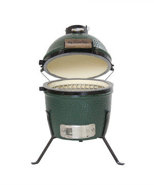 Big Green Egg Mini with Nest - ALGE | Barbecues Galore