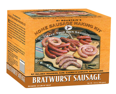 Hi Mountain Assorted Sausage Kits