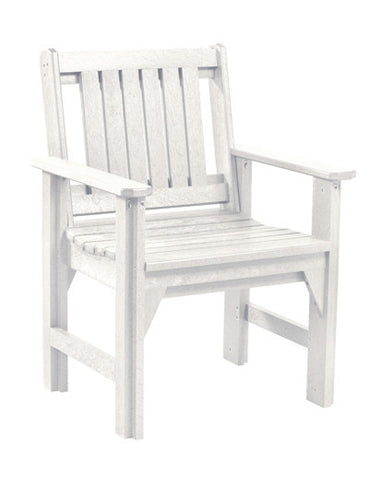 CRP Dining Armchair - White