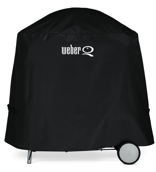 Weber Q Series Cover for Q on Folding Cart