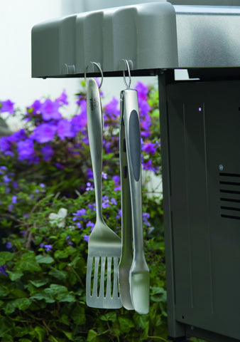Weber 2 Pc Stainless Steel Tool Set