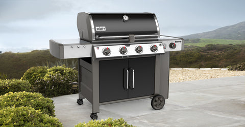 Weber Genesis II LX E-440 Natural Gas - 67014001 | Barbecues Galore