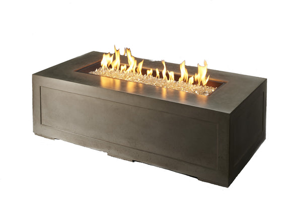 Outdoor Great Room Cove Linear Fire Feature CV-1242 | Barbecues Galore