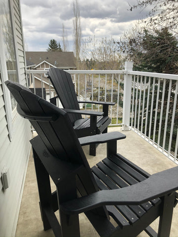 The CRP Upright Adirondack Chair is your perfect solution to outdoor parties and gatherings this patio season. Available at Barbecues Galore: Burlington, Oakville, Etobicoke & Calgary