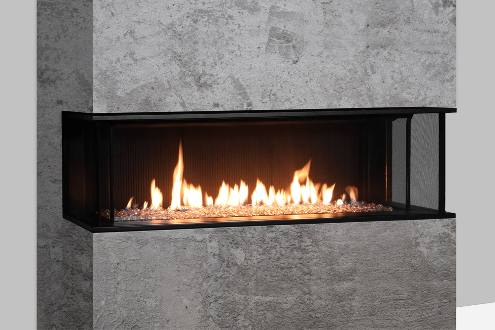 Amazing Valor Lx2 3 Sided Linear Gas Fireplace Barbecues Galore Download Free Architecture Designs Rallybritishbridgeorg